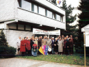 Flaggenhissung 1996