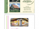 Seite 082 Platzhalter Werbung Zur Mühle und Coerde-Apotheke-p1