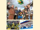 Seite 110 Presse - Gut gelaunte Nordlichter beim Rosenmontagszug - Fotos - fertig-p1